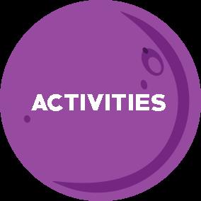Tiny Planet activities